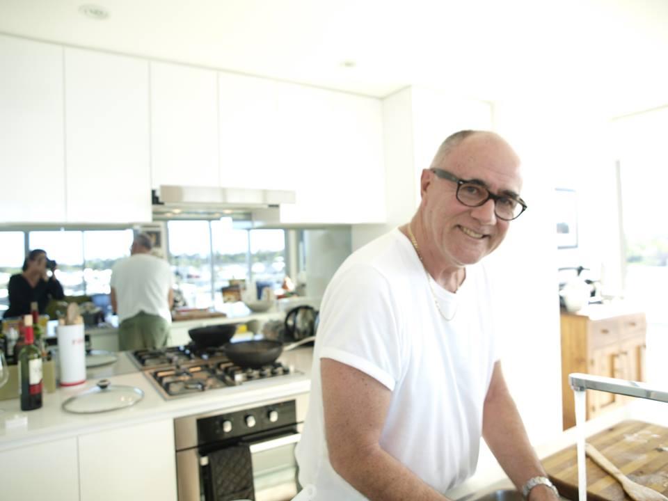 The Chef - Marcus Xavier